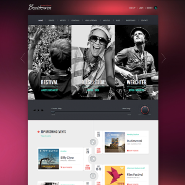 beatheaven-music-wordpress-theme