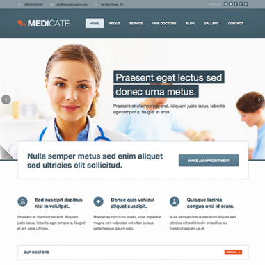 medicate-medical-wordpress-theme