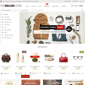 nielsen-ecommerce-wordpress-theme