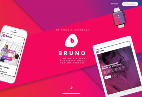 bruno-wordpress-responsive-theme-front
